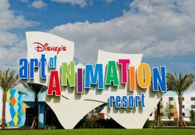 Disney art of animation hotel Disney