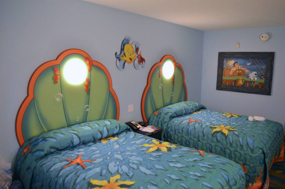 Disney art of animation hotel