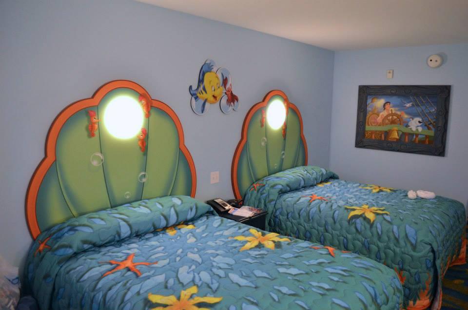 Disney art of animation hotel