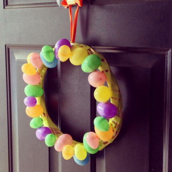Easter decorar huevitos