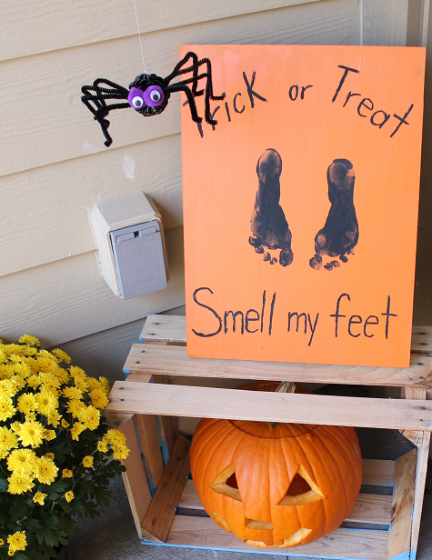 actividades halloween pies