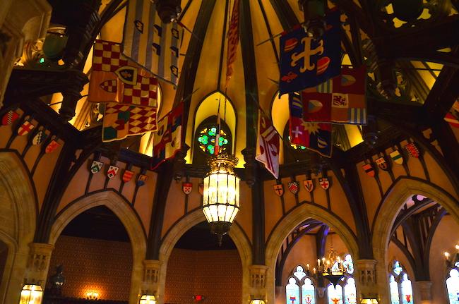 Cinderellas Royal Table Restaurante Disney