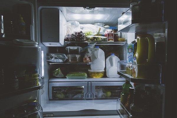 cuidar los alimentos nevera