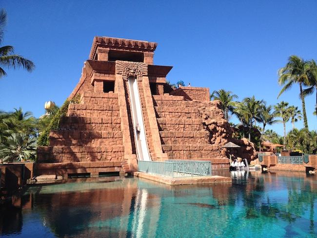 Que hacer en el hotel Atlantis Bahamas