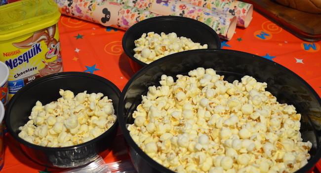Fiesta de Mickey Palomitas de Maiz