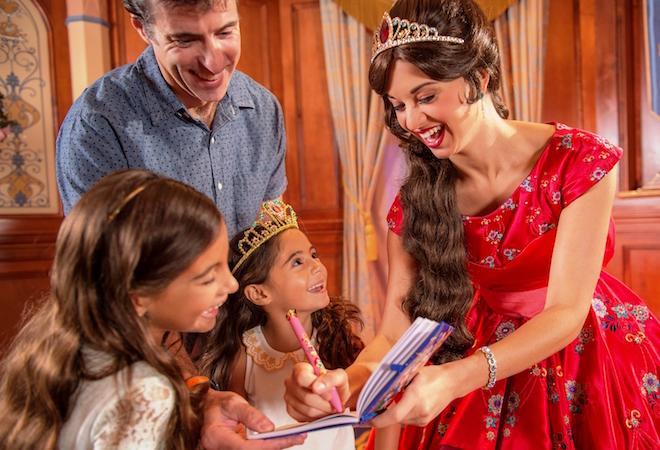 Elena de Avalor en Disney