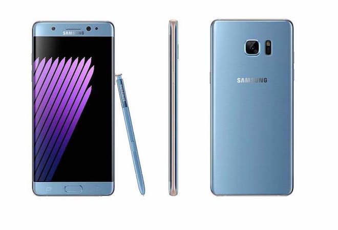 Qué hacer si tienes un Samsung Galaxy Note7