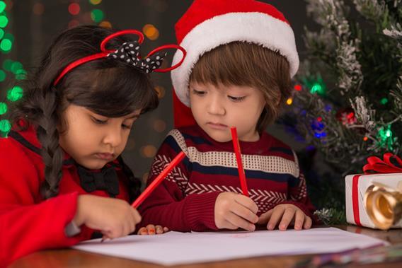 Carta gratis de Santa