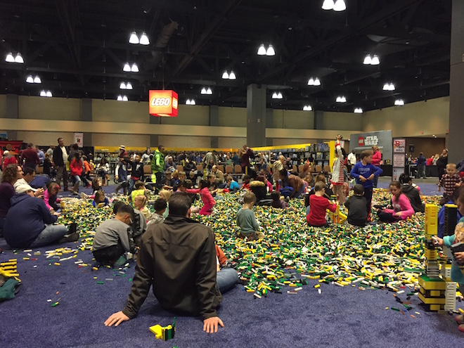 Jugando con Legos