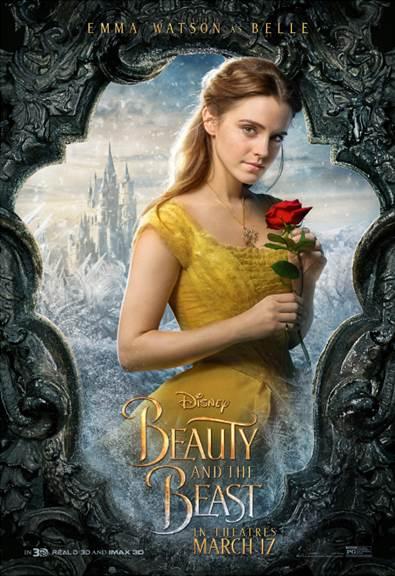 La Bella y la Bestia trailer