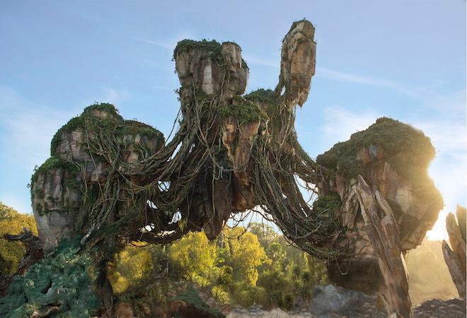 Pandora en Disney