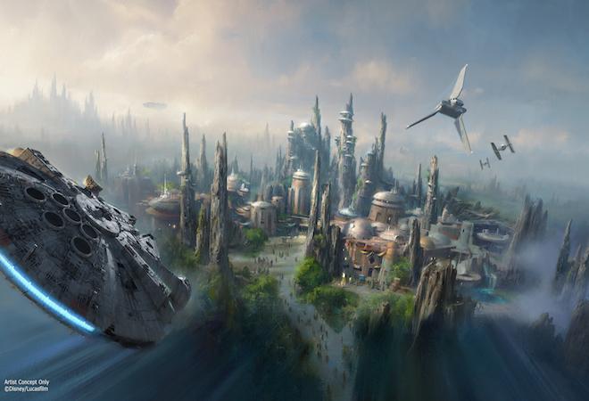 """Los mundos de """"Star Wars"""" y """"Avatar"""" llegarán pronto gracias a Disney"""