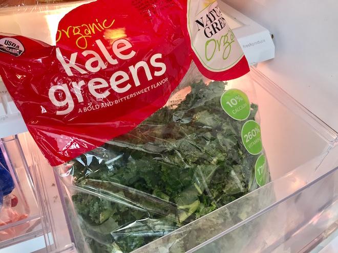Batido Verde Perfecto Kale