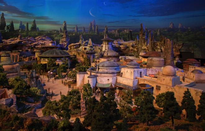 Nuevas atracciones en los parques de Disney