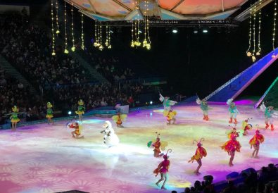 Disney on Ice Frozen Hartford blog