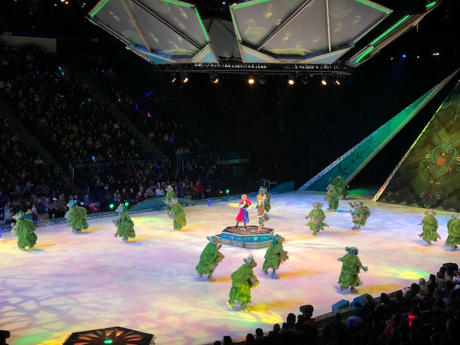 Disney on Ice Show presenta FROZEN