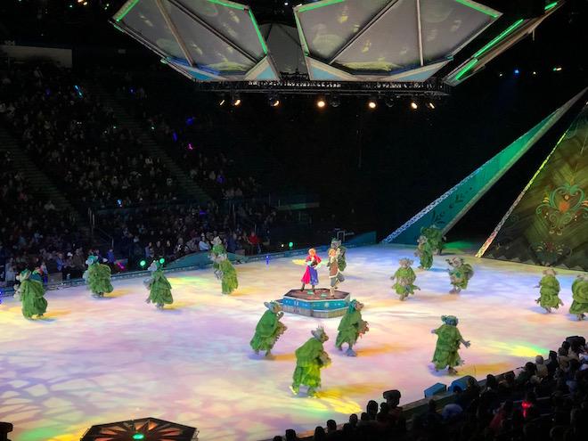 Disney on Ice Show presenta FROZEN