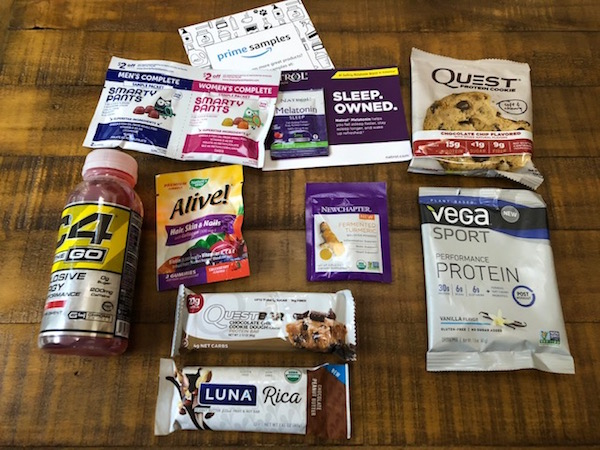 muestras gratis cajita vitaminas