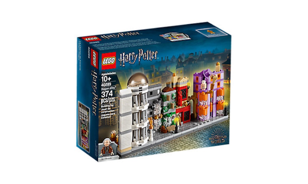 GRATIS LEGO Set de Diagon Alley