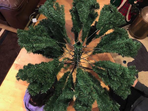 arbol de navidad online donde