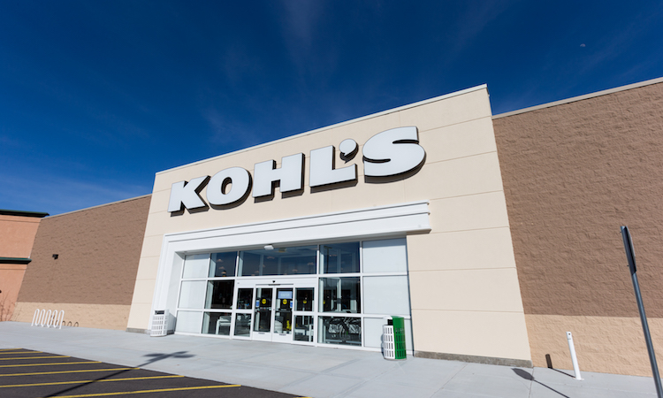 Devoluciones de Amazon Kohls