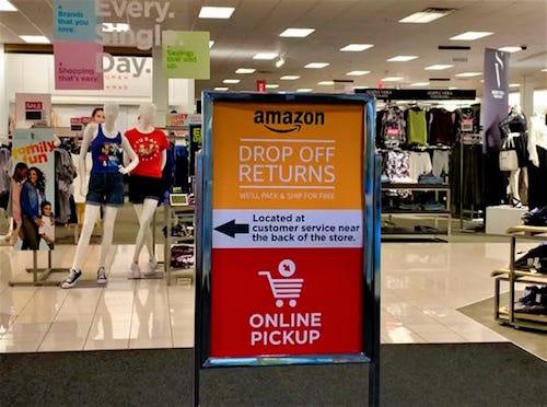 devoluciones amazon kohls tiendas