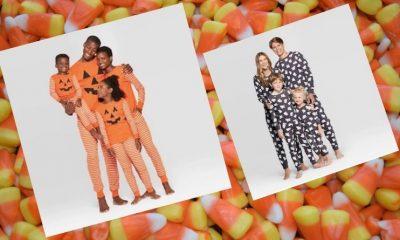 Pajamas de Halloween Familia