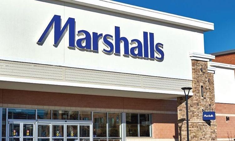 nueva tienda online de Marshalls