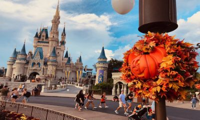 Otoño Disney - Magic Kingdom