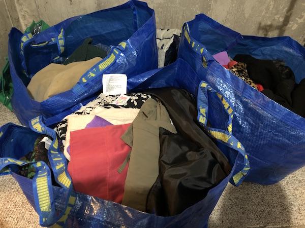 comprar ropa por libras bolsas